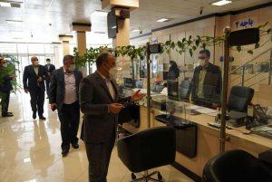 خدمات همکاران شعب به مشتریان موجب سربلندی بانک توسعه تعاون گردیده است